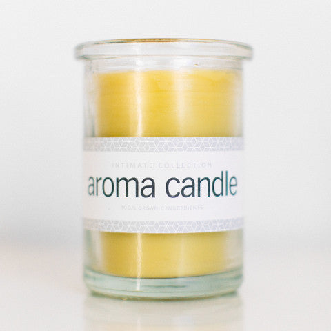 Zoe Organics - Aroma Beeswax Candle No. 1 - Clementine Fields