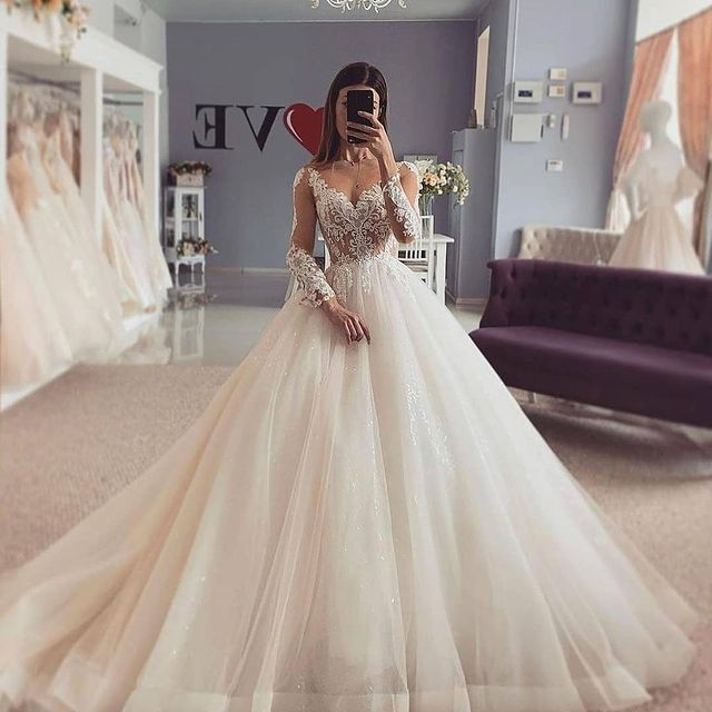 Find the top 5 Wedding Dresses to plan your wedding 2021
