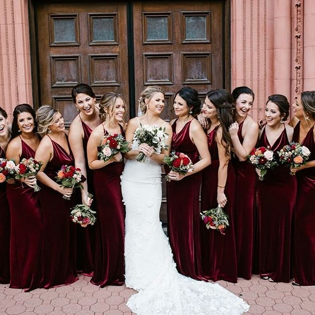 What is the best color for 2020 Bridesmaid dresses?