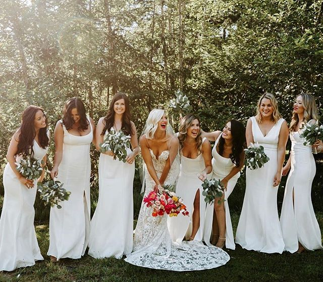Where To Buy Cheap 2020 Bridesmaids Dresses?
