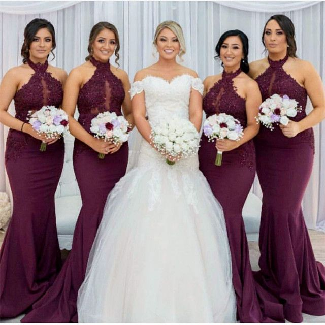 The Hottest Bridesmaid Dresses Color In 2020