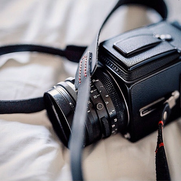leather camera straps | hasselblad camera straps | hasselblad