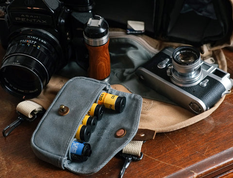 L E G A C Y Shooters - Film Pouch