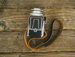 L E G A C Y classic wide camera strap for Hasselblad