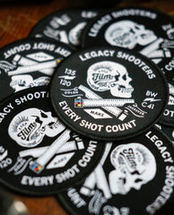 L E G A C Y  Shooters Patch