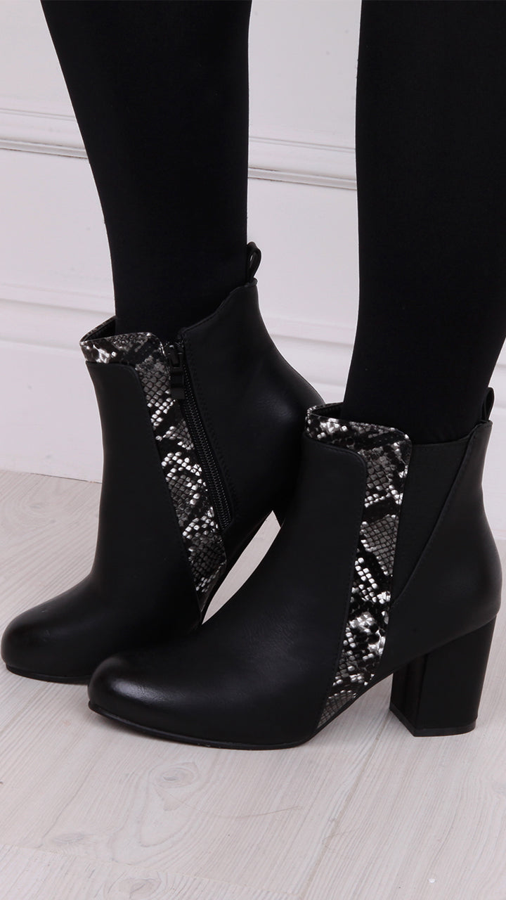 Shelly Ankle Boots