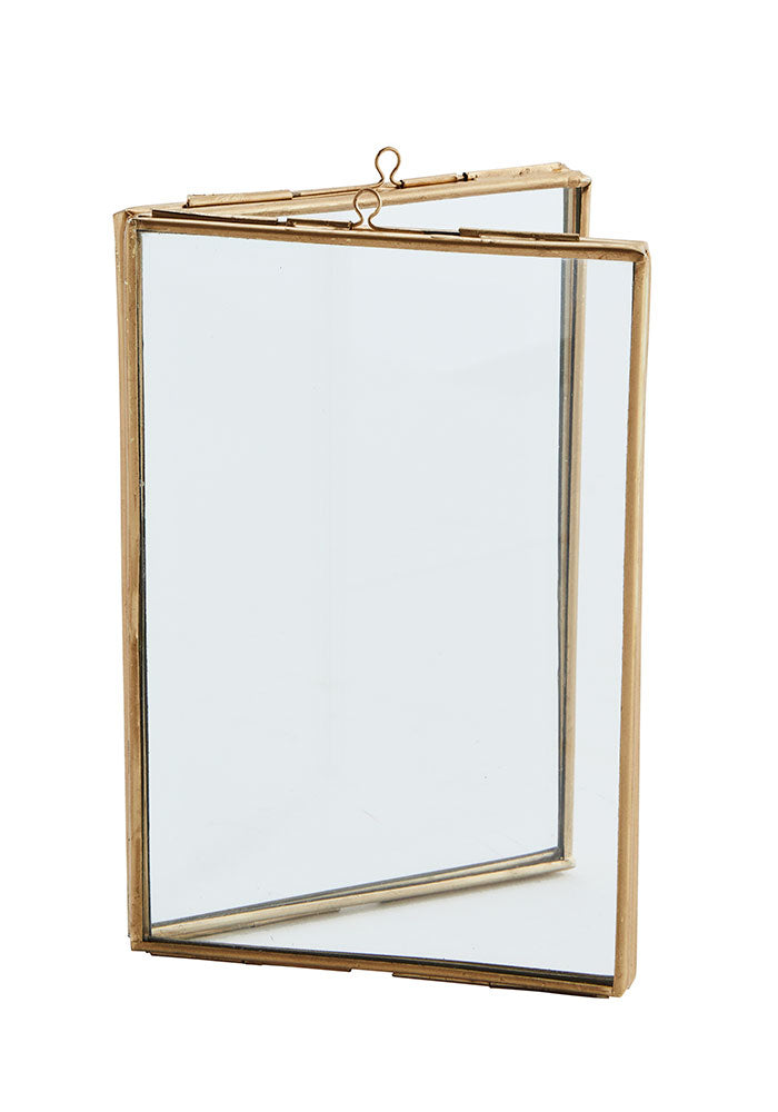 Standing Double Photo Frame