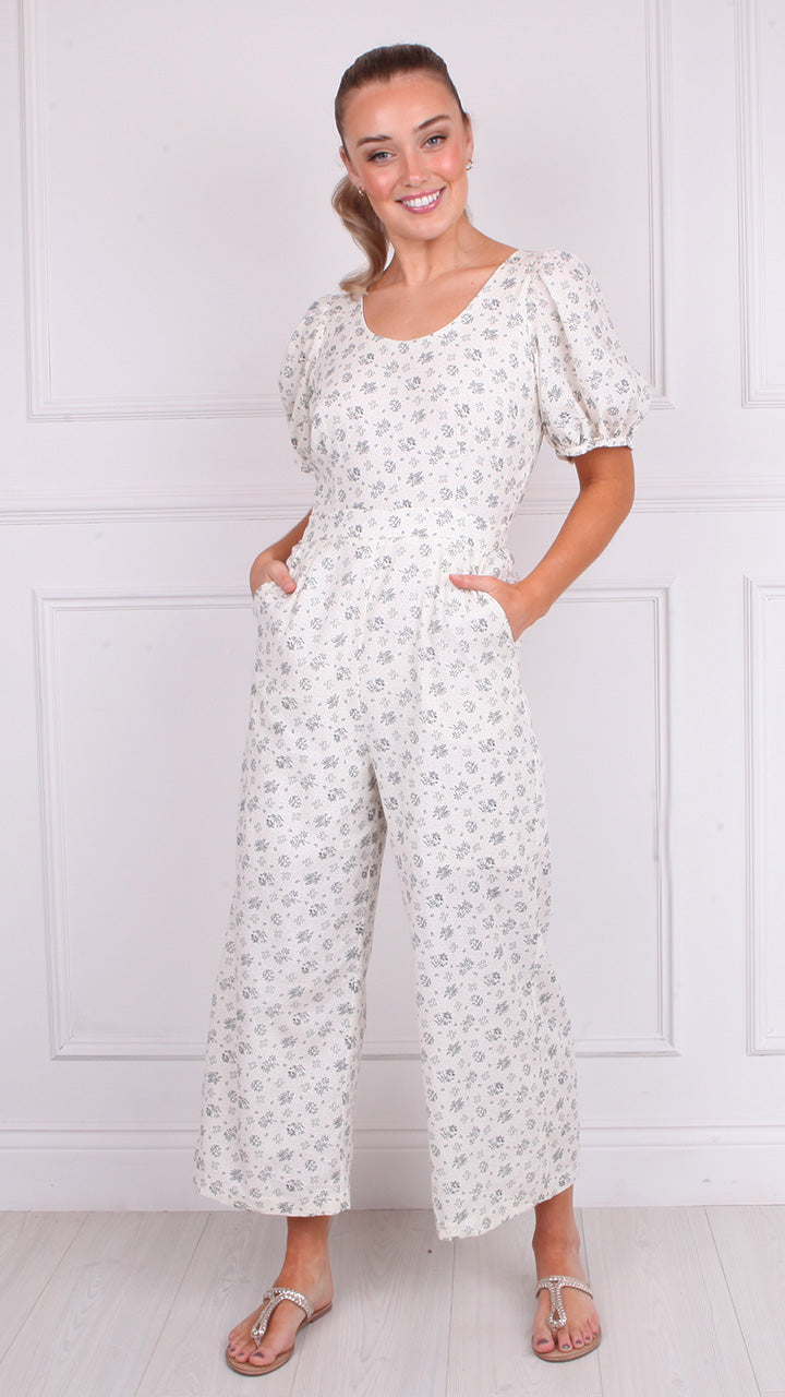 Madeline Jumpsuit by Frnch Paris