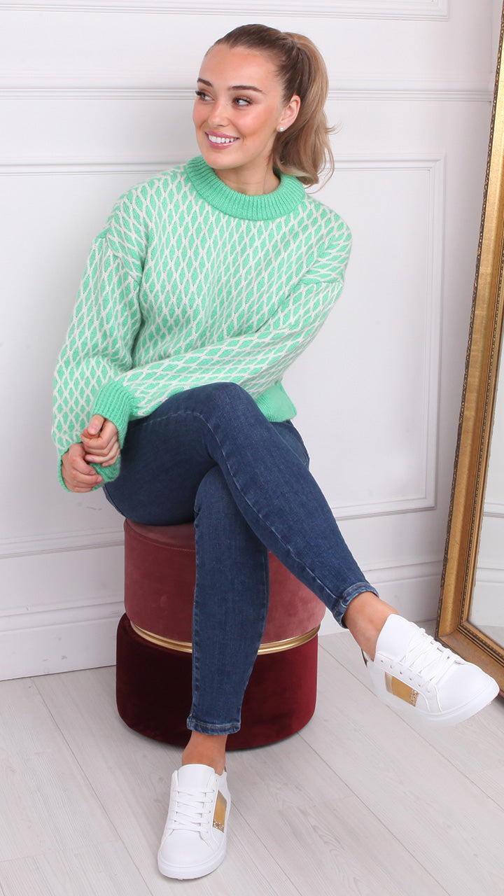 Cesilla Cosy Knit by Only