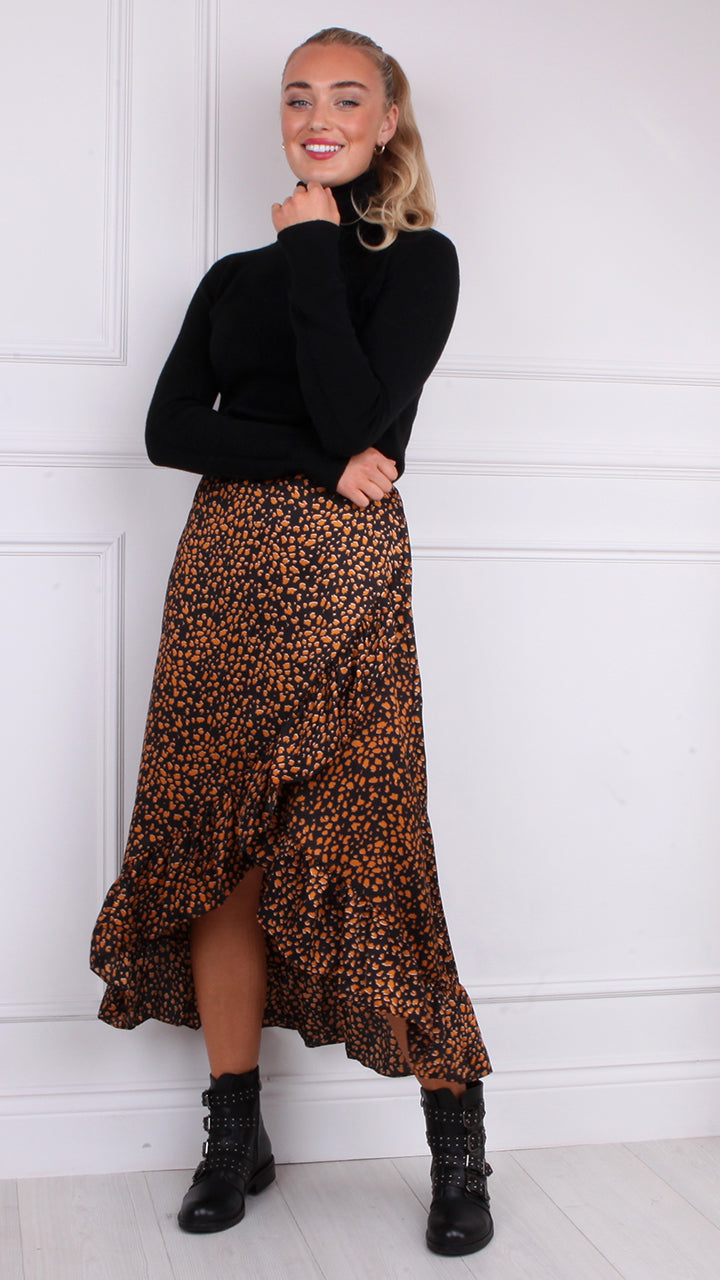 Dawn Frill Skirt
