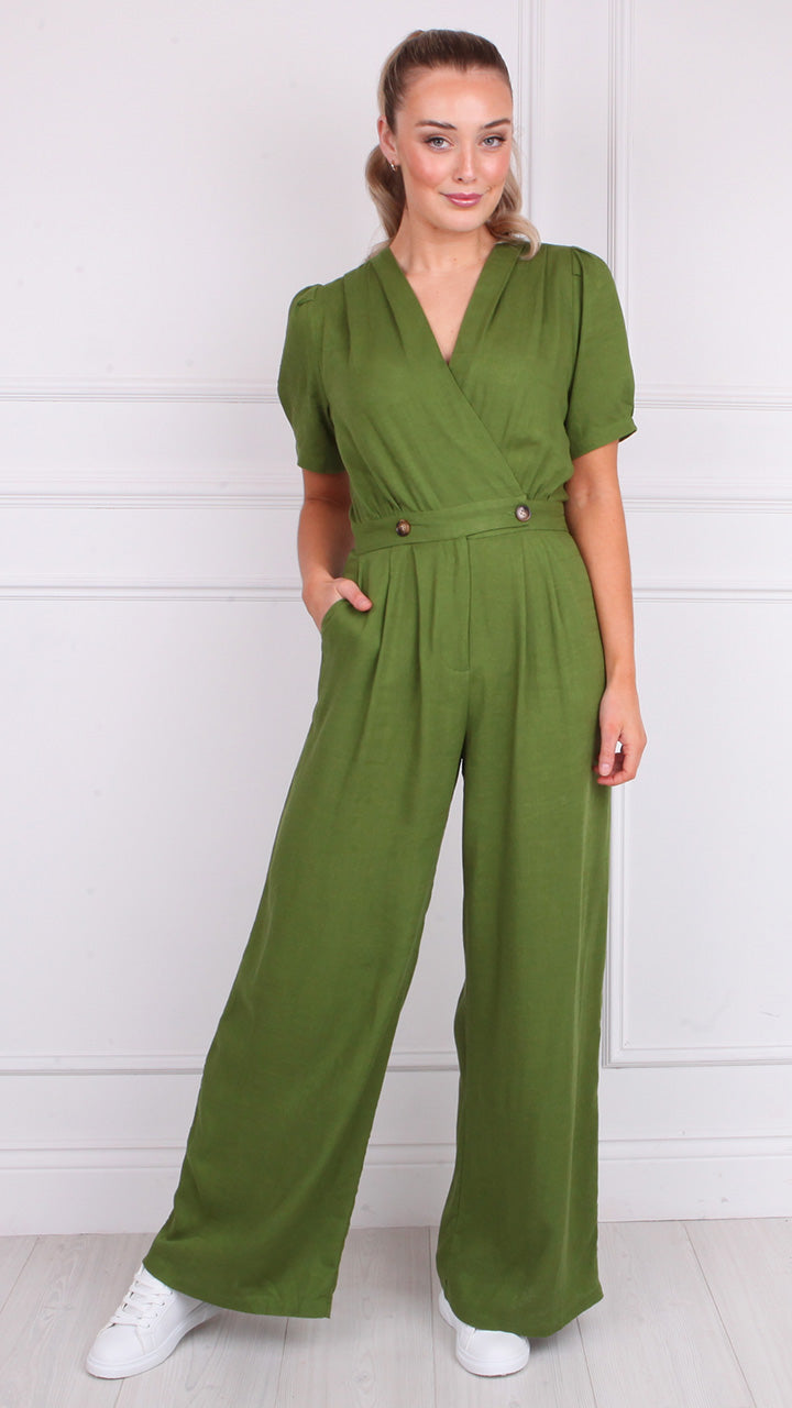 Marianne Jumpsuit by Frnch Paris