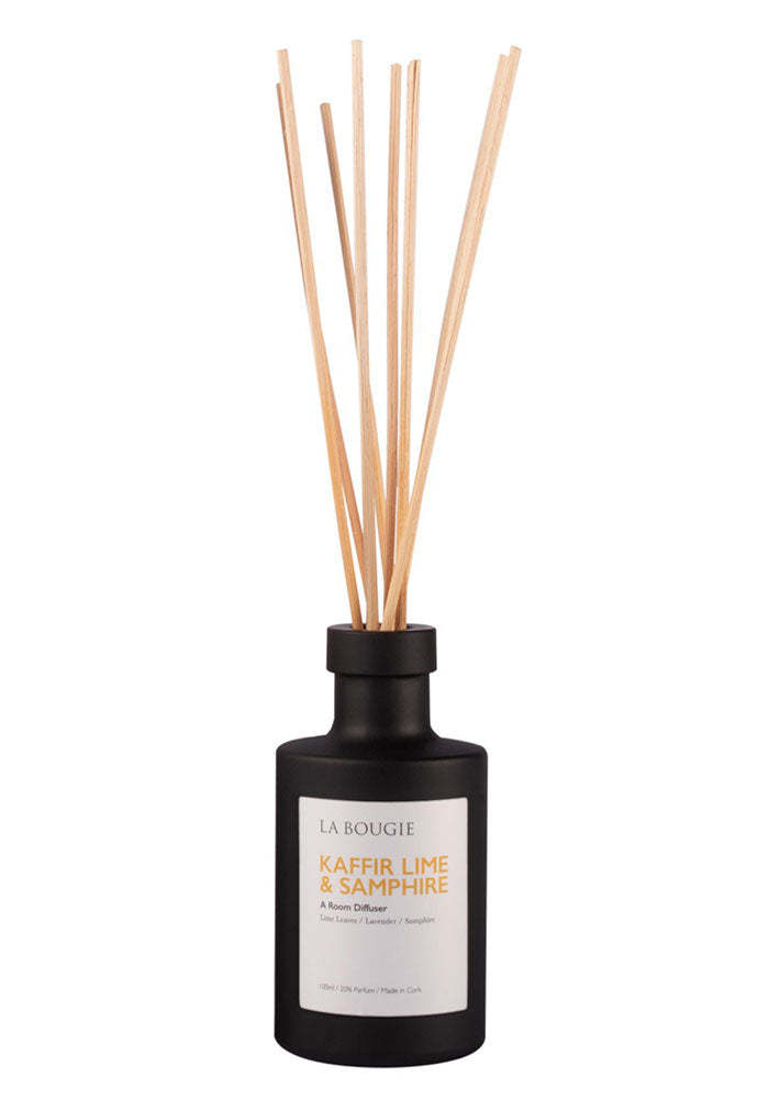 Kaffir Lime & Samphire Room Diffuser by La Bougie