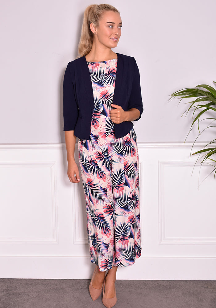 8534d1c736 Latifa Print Jumpsuit by Traffic People in Cream from Redlane ...