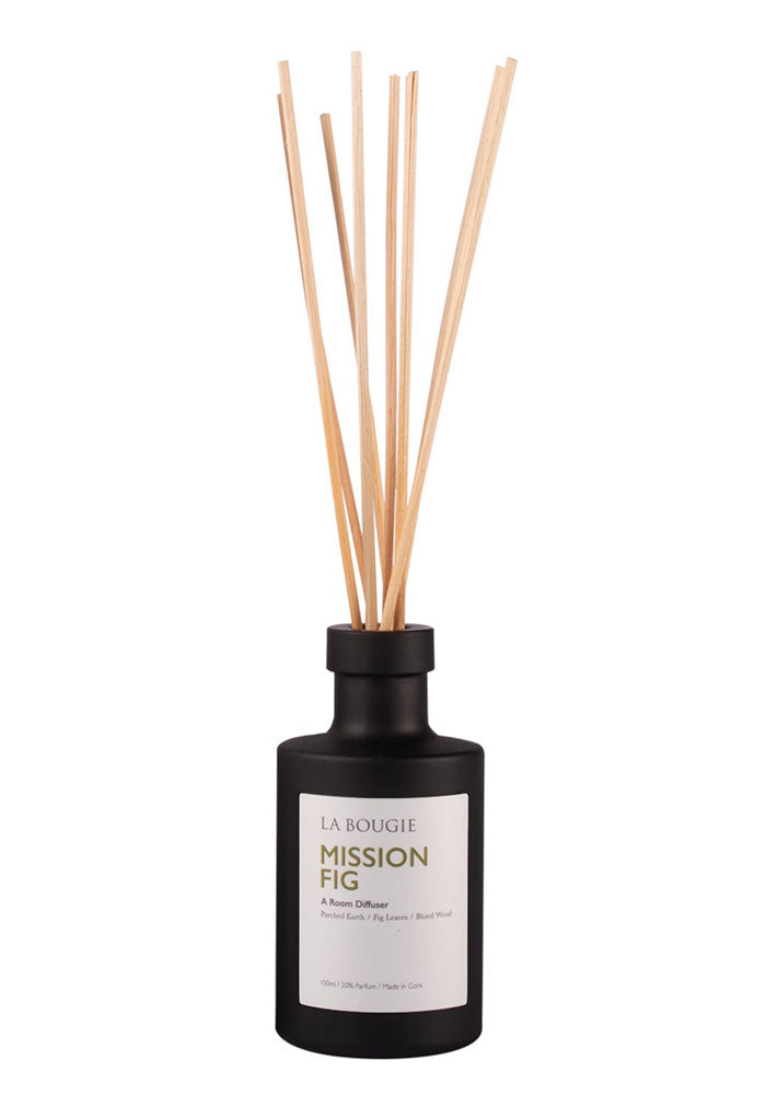 Mission Fig Room Diffuser by La Bougie
