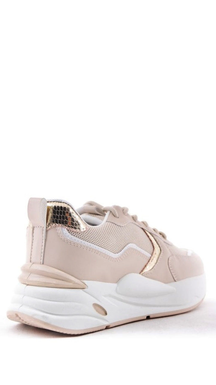 Stacey Trainers in Nude