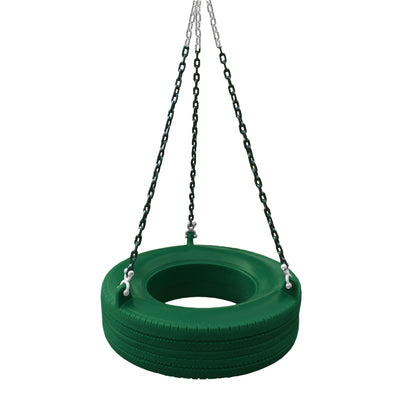 Turbo Tire Swing - Swing Set Paradise