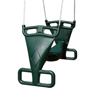 Tandem Swing by Gorilla Playsets - Swing Set Paradise