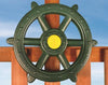 "Ships Wheel 18.5"" - Swing Set Paradise"