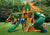 Gorilla Playsets Mountaineer Treehouse Swing Set - Swing Set Paradise