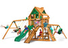 Gorilla Playsets Frontier TreeHouse Swing Set - Swing Set Paradise