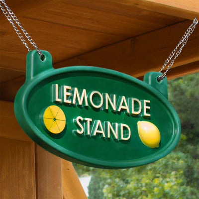 Lemonade Sign by Gorilla Playsets