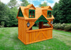 Gorilla Playsets Malibu Playhouse