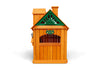 Gorilla Playsets Malibu Playhouse - Swing Set Paradise