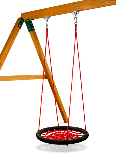 Orbit Swings (Available in 2 Sizes) - Swing Set Paradise