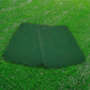 Green Protective Rubber Mats comes in Pair