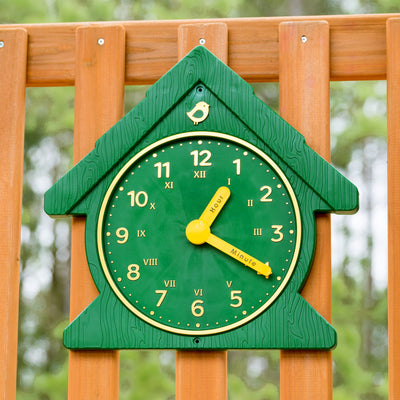 Funtime Clock - Swing Set Paradise