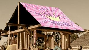 Princess Custom Graphic Tarp