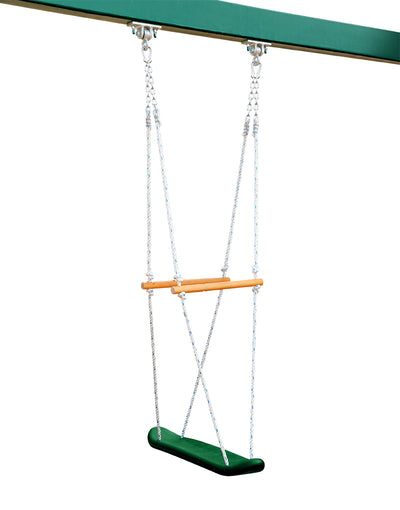 Skateboard Swing - Swing Set Paradise