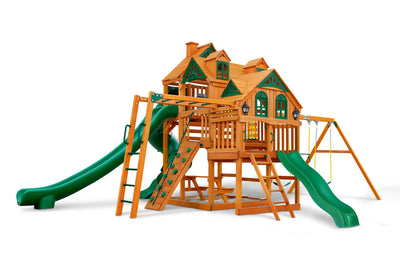 Gorilla Playsets Empire Swing Set - Swing Set Paradise