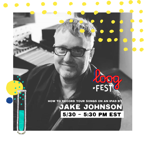 Jake Johnson on Loog Fest
