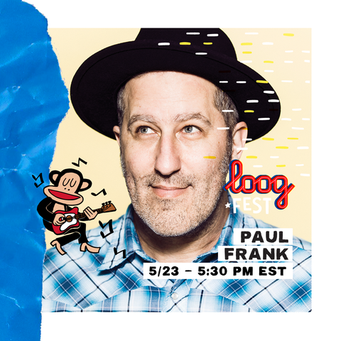 Paul Frank in LoogFest