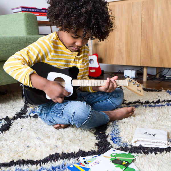 3 string guitars for kids