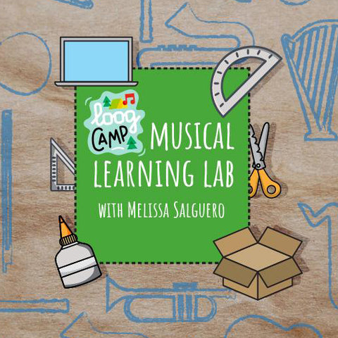 Musical Learning Lab with Melissa Salguero