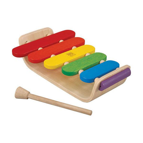 Oval Xylophone by Plant Toys - Kidding Around NYC