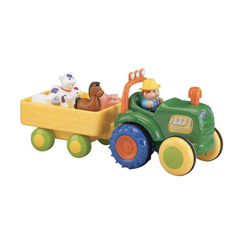 Funtime Tractor by International Playthings - Kidding Around NYC
