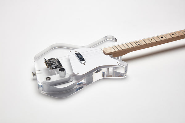 Loog Pro Electric Lucite