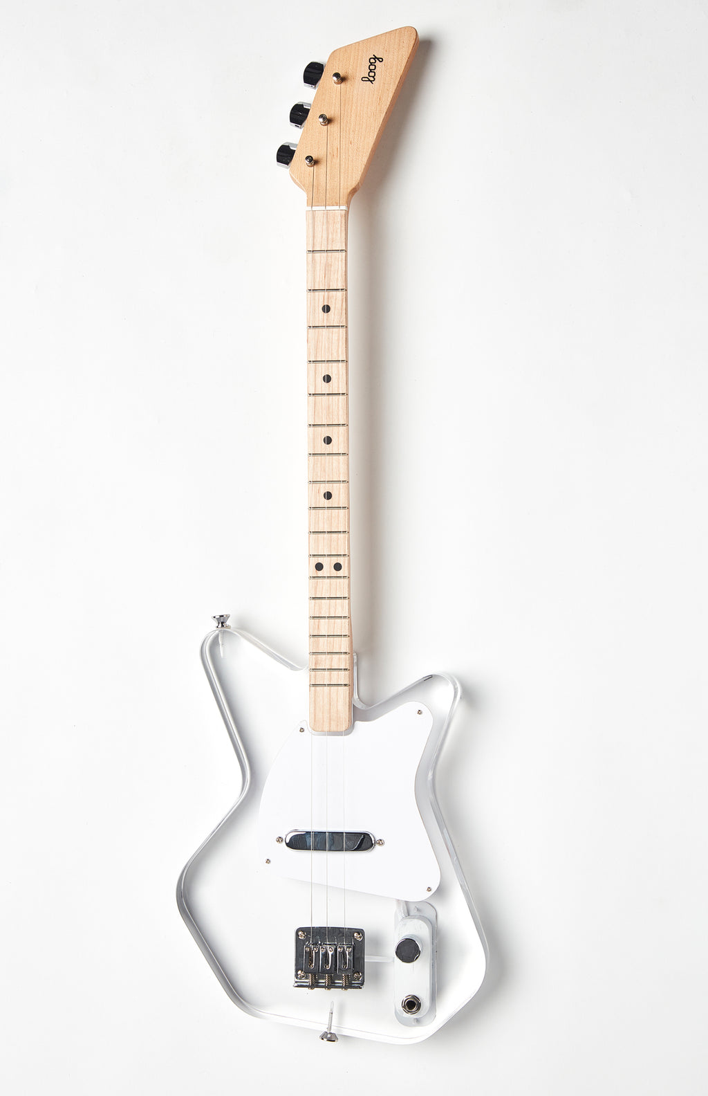 Loog Pro Electric - Lucite