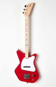 Loog Pro Electric guitar for kids - Red