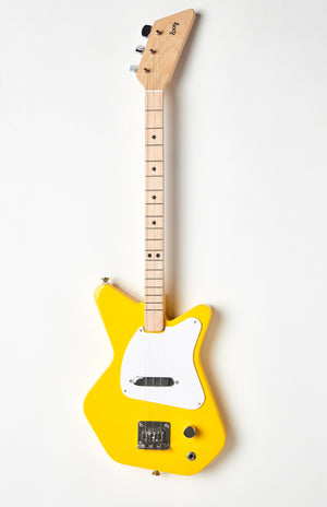 Loog Pro Electric guitar for kids - Yellow