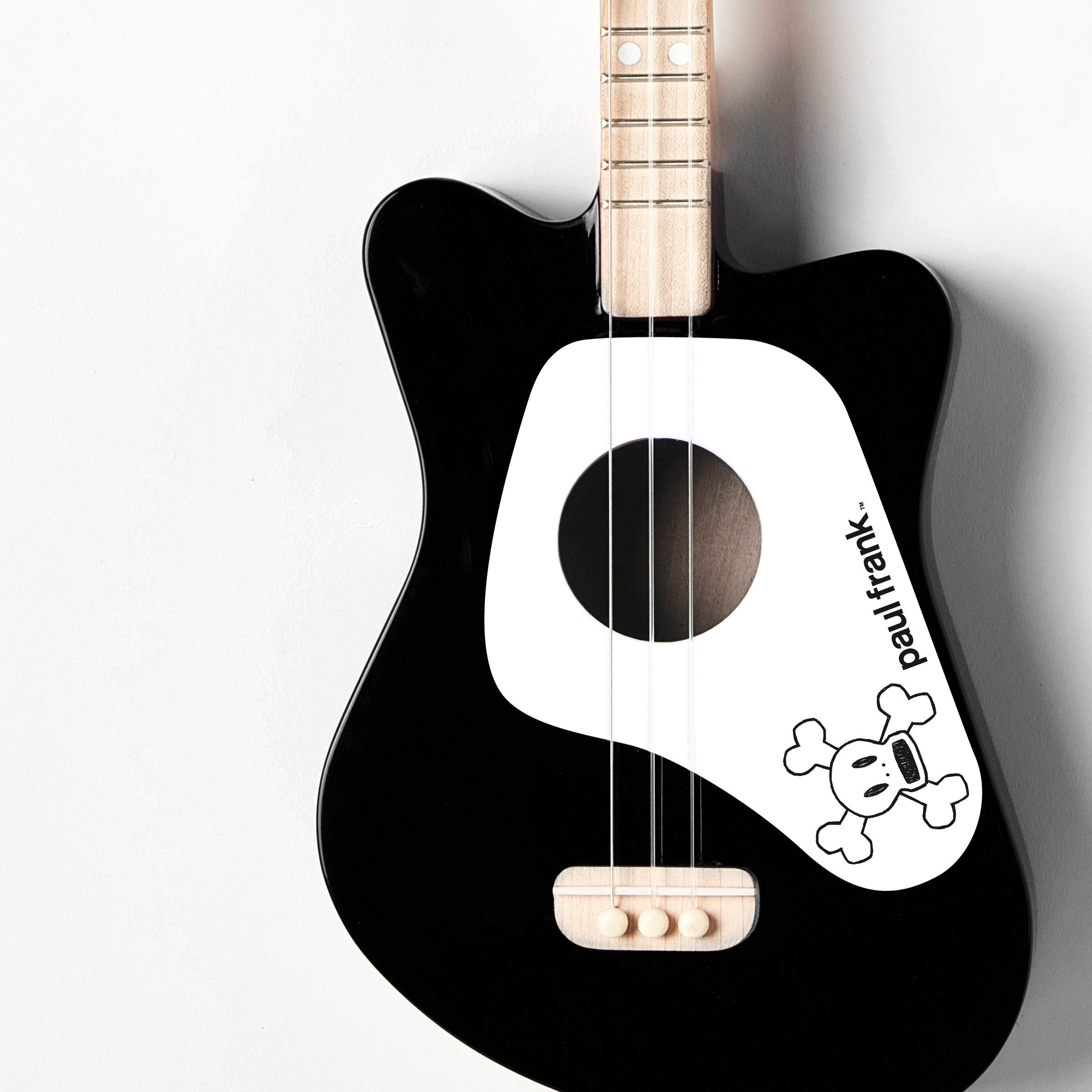 Loog Mini Black Paul Frank Edition