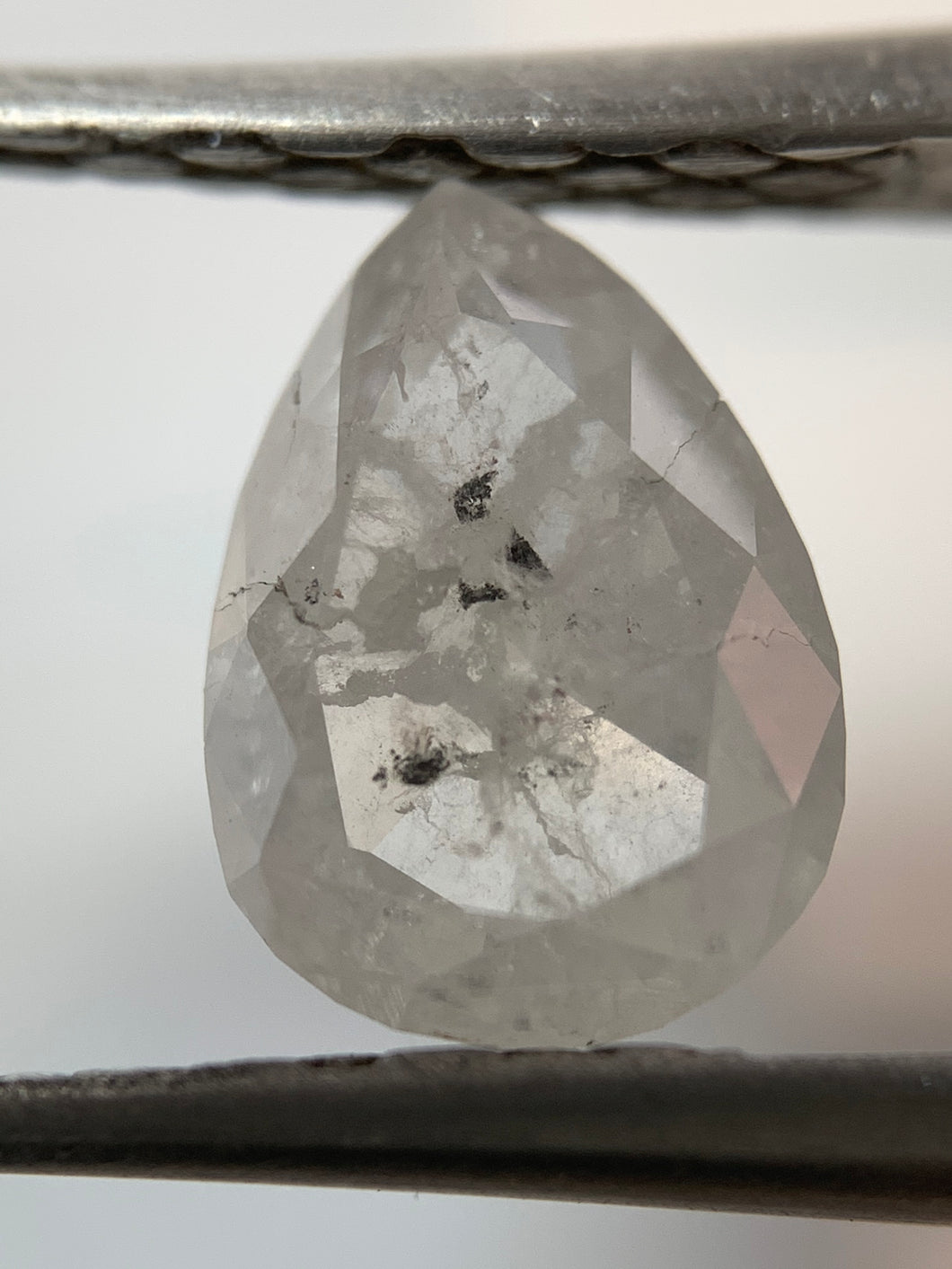1.96ct  Pear Cut