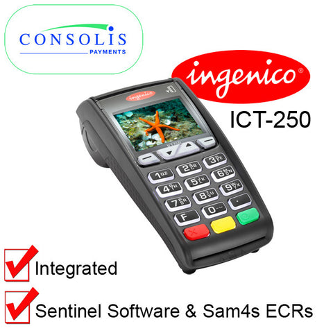 Integrated Chip & Pin Payments - Sentinel & Sam4s - Belfast, Northern Ireland