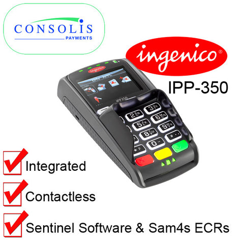 Contactless Integrated Chip & Pin Payments - Sentinel & Sam4s - Belfast, Northern Ireland