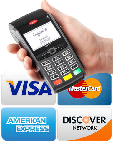 Credit Card Payments - Integrated & Non-Integrated - Belfast Northern Ireland