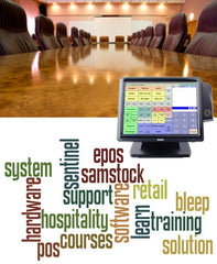 Staff Training Courses - SamStock, Bleep Retail & POS Control, Sentinel EPOS Software - Belfast, Northern Ireland