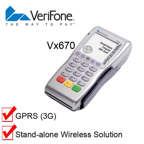 Wireless 3G GPRS Stand-Alone Chip & Pin Payments - Belfast, Northern Ireland